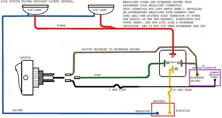 2000 Toyota Tundra Stereo Wiring Diagram Collection