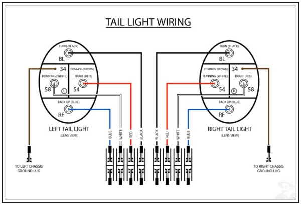 Ford Tail Light Wiring Diagram from www.chanish.org